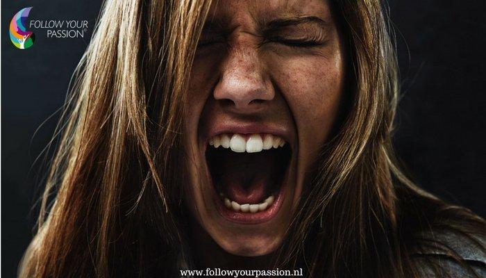 De Gouden Uil - Vind je Passie - Passie is pijn lijden