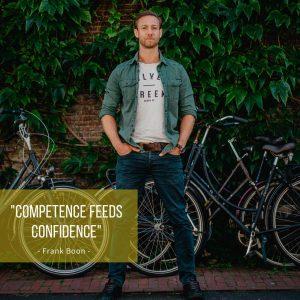 Frank Boon - zelfvertrouwen